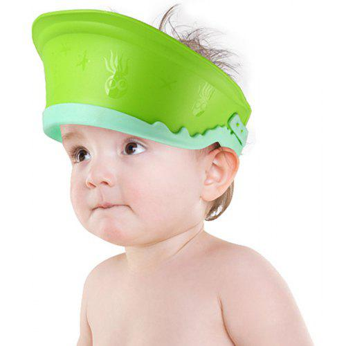 Adjustable Baby Shower Cap Protect Shampoo Kids Bath Visor Hat Hair Wash  Shield for Children Infant 3ada9ea302ff