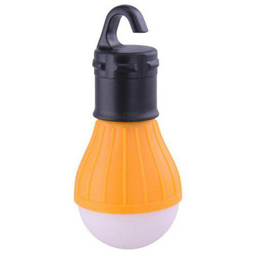 Outdoor Waterproof Spherical Camping Tent Light LED Portable Hook Lighting  Lamp
