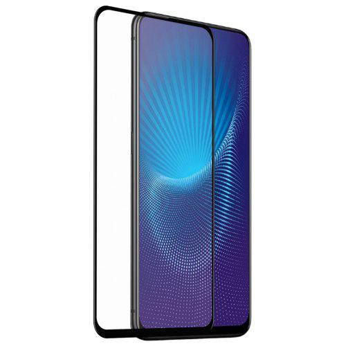 Hat-Prince Curved Surface Full Screen Coverage Tempered Glass Protective  Film for ViVO Nex