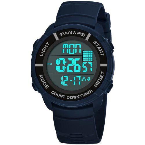 PANARS 8107 Outdoor Sports Electronic Watch