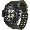 PANARS 8011 Outdoor Sports Electronic Watch - ARMY GREEN