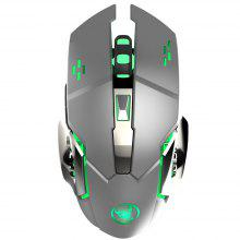 HXSJ M70 2.4G Wireless Mouse Rechargeable Mouse