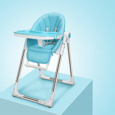 Multifunctional Plastic Baby High Chair