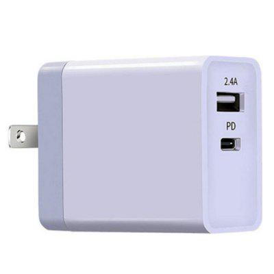 Type-C PD Fast Travel Charger