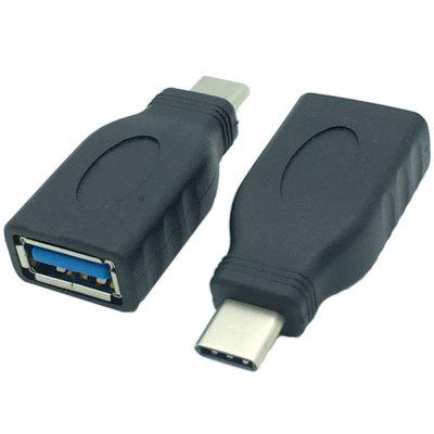 Micro USB Male to USB 3.0 Female Adapter