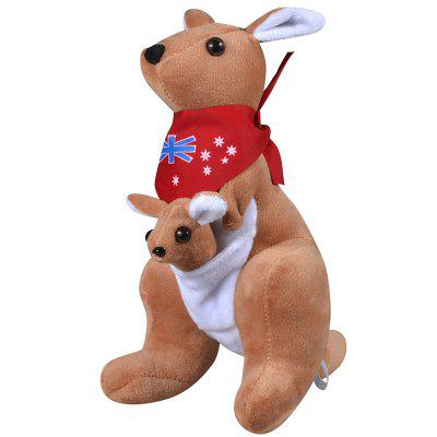 Cute Kangaroo Plush Doll Toy