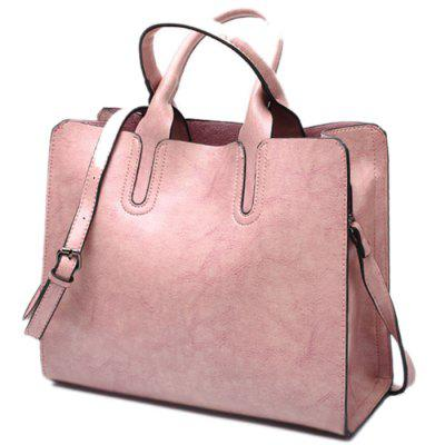 Borsa in pelle moda retrò