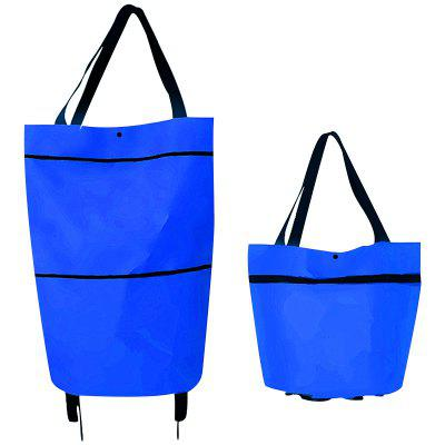 Oxford Portable Foldable Storage Bag for Shopping