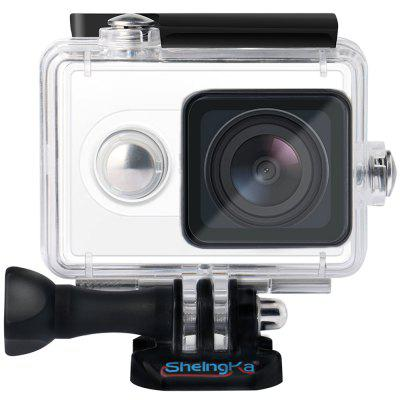 Sheingka 45m Waterproof Shell Case for YI Action Camera