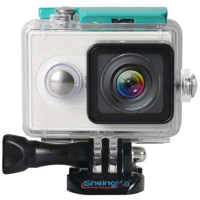 Sheingka Waterproof Shell Case for YI Action Camera