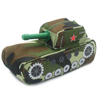 Creative New Military Tank Style Stationery Organizer for Student