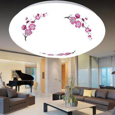 12W Simple Round Shape LED Ceiling Lamp for Bedroom Kitchen
