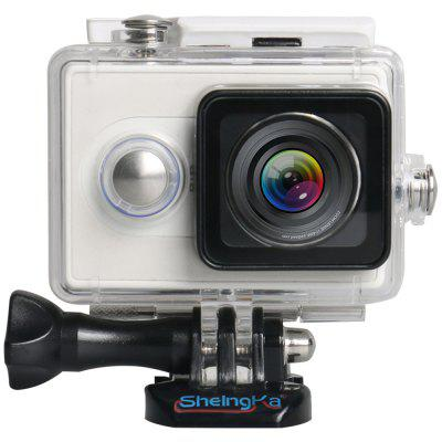 Sheingka Sports Cameras Accessories Waterproof Shell Case for YI Action Camera