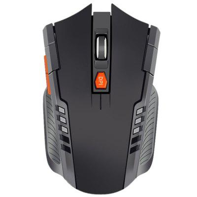 2.4GHz Game Wireless Mouse Adjustable DPI with Backlight