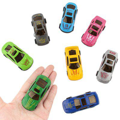 Alloy Cute Car Model for Children 12pcs