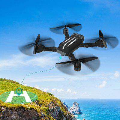 BAYANGTOYS X26 WiFi FPV 720P Camera RC Drone Altitude Hold Foldable Waypoint UAV Image