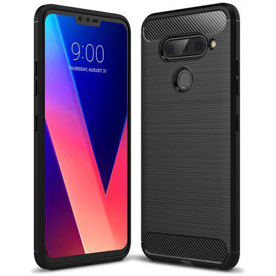 Custodia per cellulare Naxtop Simple and Personality per LG V40