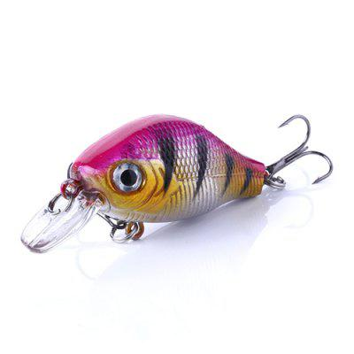 HENGJIA CB010 Fashion Bionic Multicolor Bait zum Angeln