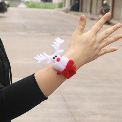 12 Cute Christmas Wristbands for Children
