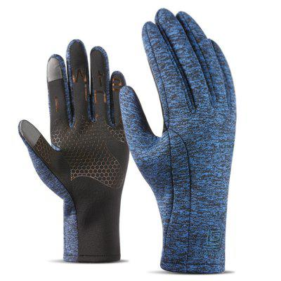 Winter Outdoor Waterproof Gloves Touch Screen Gloves for Men