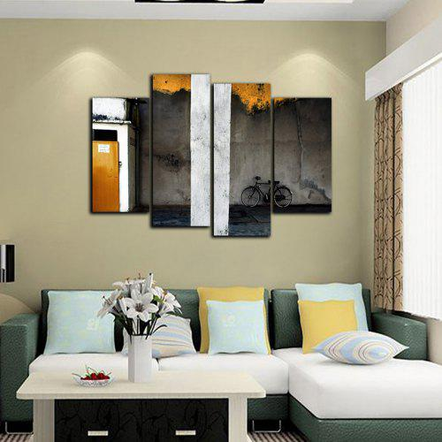 . God Painting HD Painting without Inner Frames for House Decoration Living  Room 4pcs