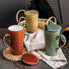 Modern North Europe Style Ceramics Mug Water Coffee Cup - MULTI-A