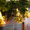 LED 1.5M Christmas Tree String Light for Outdoor Decoration - GOLD