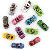 Alloy Cute Car Model for Children 12pcs - MULTI