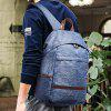 DC.meilun Men Traveling Backpack Outdoor Anti-theft - BLUE IVY