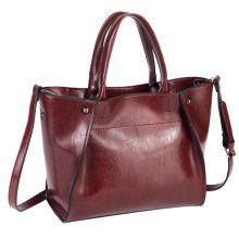 a6dd41698890 16% OFF Women s Fashion Casual Large Capacity Shoulder Bag