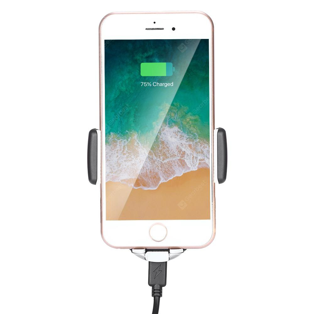 gocomma Automatic Wireless Charging Mobile Phone Holder