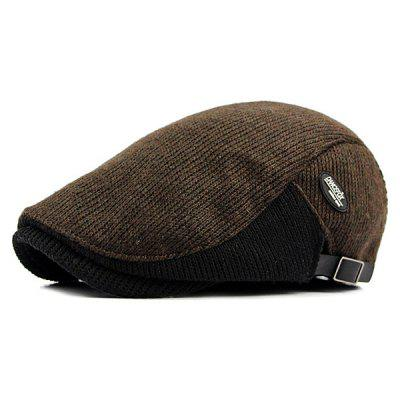 Warm Thickened Exquisite Beret for Man