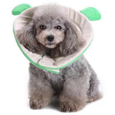 Pet  's Schutzhalsband Dog ' s Frog Neck Scoop Beauty Medical Cover