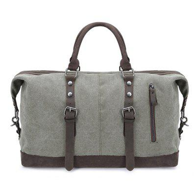 Fashion Casual Canvas Travel Bag