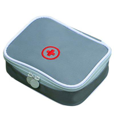 Waterproof Nylon Portable Medical Kit Storage Bag for Travelling and Business Trip