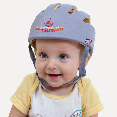 Anti-knock Learning to Walk Cap for Toddlers