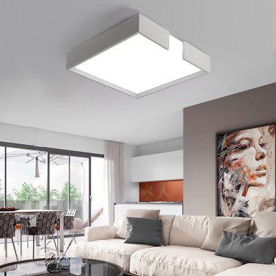 ZUNGE P277 Personality Modern Square Style LED Ceiling Lamp