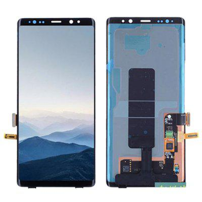 Mobile Phone Original Screen Display for Samsung Note 8