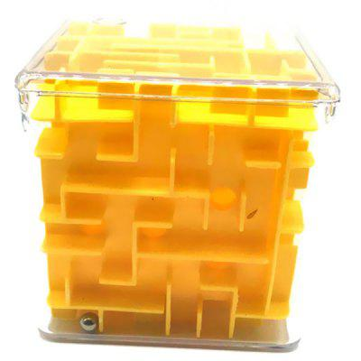 Puzzle Manual Brain Labyrinth Maze Cube Casual Game Toy