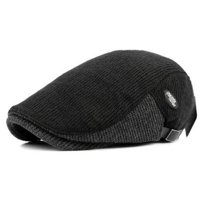 Thickened Exquisite Beret for Man