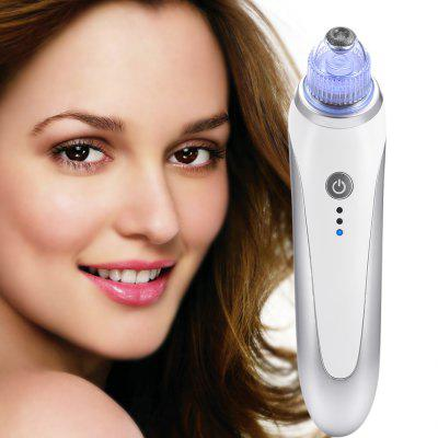Alfawise Rechargeable Electric Blackhead Suction Machine Pore Cleaner