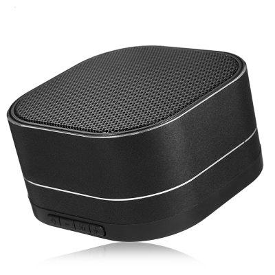 Gearbest Alfawise Q3 Mini Portable Bluetooth Wireless Speaker HiFi Microphone Hands-free Calls TF Card 32GB Supported