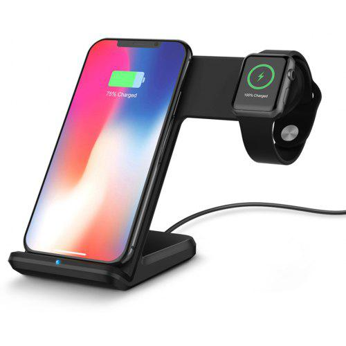 2 in 1 Fast Charging Wireless Charger Stations [ΕΚΠΤΩΤΙΚΟΣ ΚΩΔΙΚΟΣ: NL9MNWEP2B]