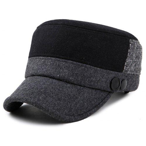Fashionable Exquisite Flat Hat for Old People -  8.19 Free Shipping ... 491e1823ce26