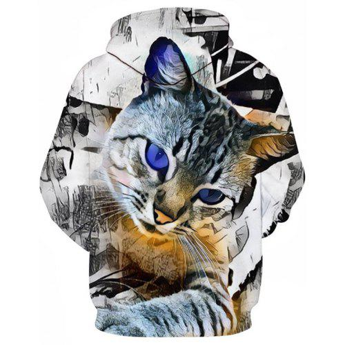Homme Confortable À Impression 3dMulti Sweat Capuche Mode 4xl qVpSUzMG