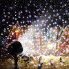 LED Snowflake Projection Lamp Christmas Decoration Light - BLACK