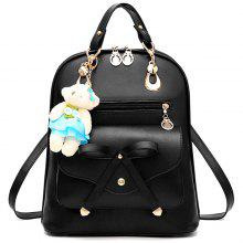 95ccf559169d Women s Bags. 6% OFF Shoulder Female Backpack Student Fashion Casual Bear  Bag