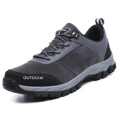 Men Outdoor Lightweight Casual Hiking Shoes
