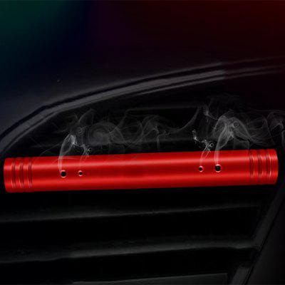 Car Air Outlet Aromatherapy Stick Creative Long-lasting Perfume Decoration 5 Holes