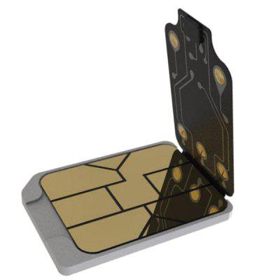 SIM Cloud Number Double Standby Smart Card Tray